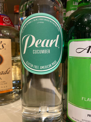 Pearl Cucumber Vodka, 750 ml