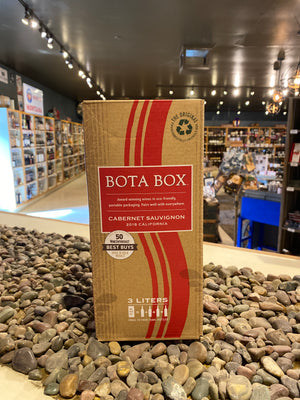 Bota Box, Cabernet Sauvignon, California, 3 liter box