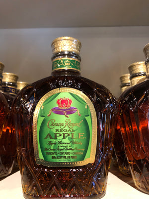 Crown Royal Apple, Canadian Whisky, 375 ml