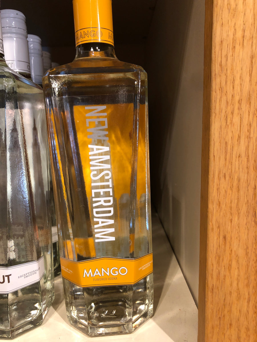 New Amsterdam Mango Vodka, 750 ml