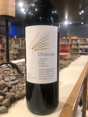Overture, Red Blend, Napa Valley, California