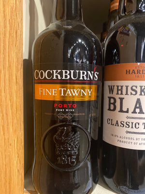 Cockburns Fine Tawny Port, 750 ml