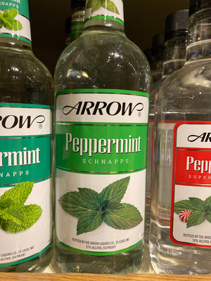 Arrow Peppermint, Schnapps, 1 L