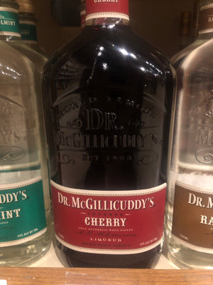 Dr. McGillicuddy's Cherry, Liqueur, 750 ml