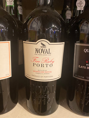 Noval Fine Ruby Port, 750 ml