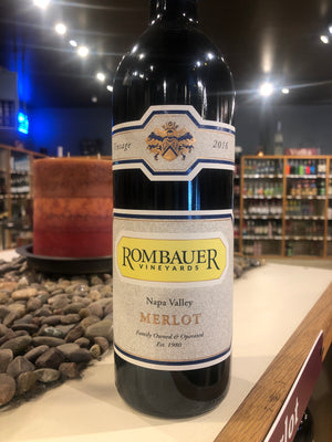Rombauer, Merlot, Napa Valley, California