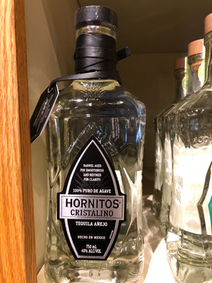 Hornitos Cristalino Anejo, 750 ml