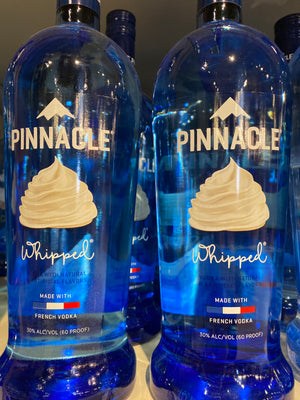 Pinnacle Whipped Vodka, 1 L