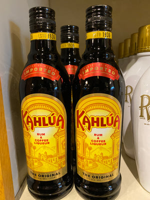Kahlua Coffee Liquor, 375 ml