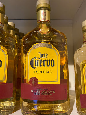 Cuervo Tequila Gold, 375 ml