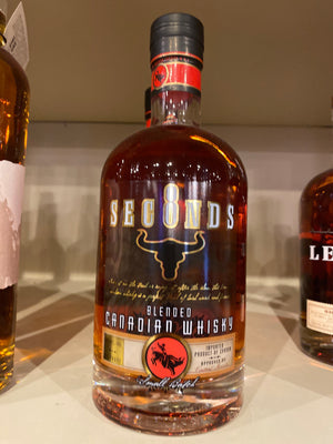 8 Seconds, Canadian Whisky, 750 ml