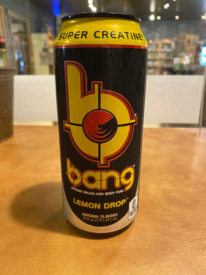 Bang, Lemon Drop, 16oz can