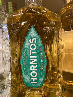 Hornitos Tequila Reposado, 750 ml