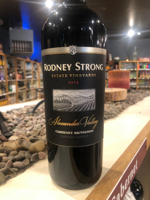 Rodney Strong, Cabernet Sauvignon, Alexander Valley, California