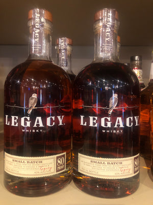 Legacy, Canadian Whisky, 750 ml