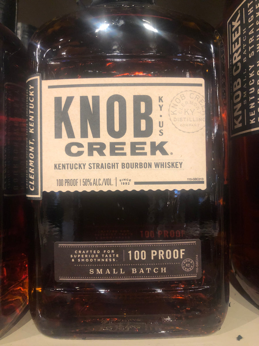 Knob Creek Bourbon, 750 ml