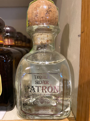 Patron Silver Tequila, 50 ml