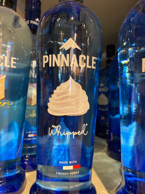 Pinnacle Whipped Vodka, 750 ml