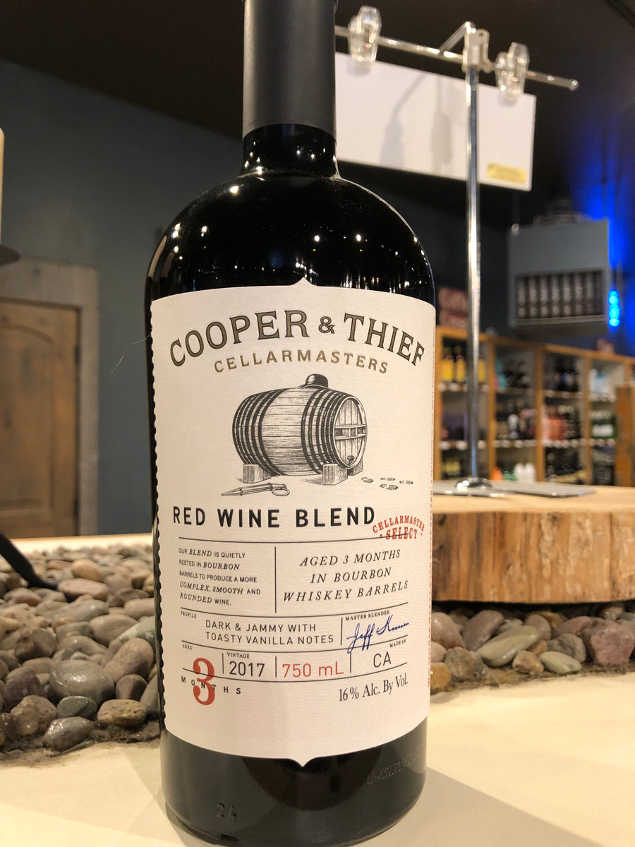 Cooper & Thief Red Blend, California,