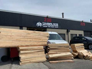 LumberJaxe Personal Axe Throwing Target Replacement Boards - Ottawa Location