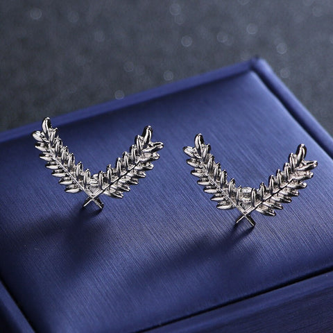 Fashion Rice Ear Brooch Lapel Pins Men's Gold Leaves Brooches