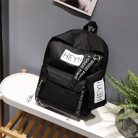 outdoor leisure large capacity backpack