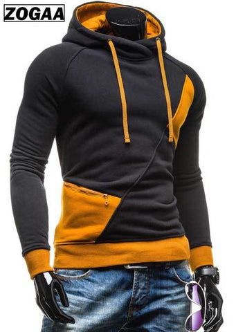 spring and autumn new hoodie men's matching