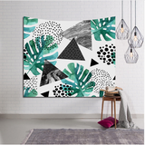 Multi Wall Hanging Mat towel