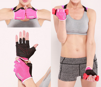 Team CAH  Padded Workout Gloves