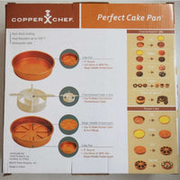 Copper Chef Cake Pan