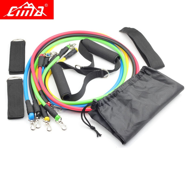 Resistance Fitness loop Ropes Tubes