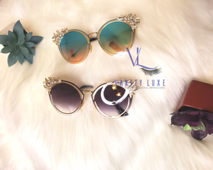 """COACHELLA EVERYSLAY"" Cateye Sunglasses"
