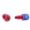 WoWAutoPart Straight Swivel Hose Ends