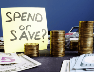 Spend or Save - Canadians finance tips for 2020