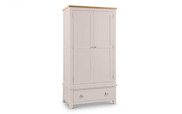 Radstock 2 Door Combination Wardrobe
