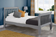 Belfry Bed Frame - White or Grey