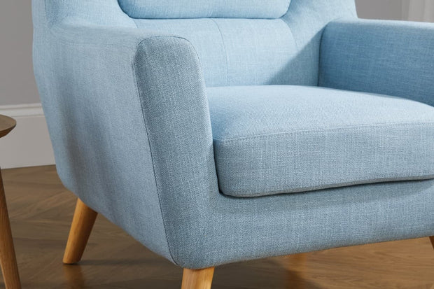 Ludlow Armchair - Various Colours