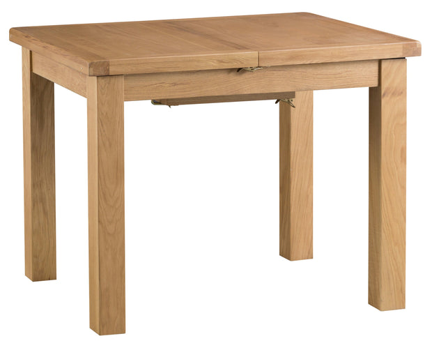 Tucson Butterfly Extending Dining Table - Various Sizes