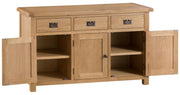 Tucson 3 Door Sideboard
