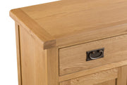 Tucson Small 2 Door 1 Drawer Sideboard