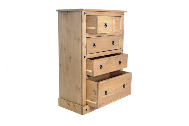 Corona 3+2 Drawer Chest Of Drawers