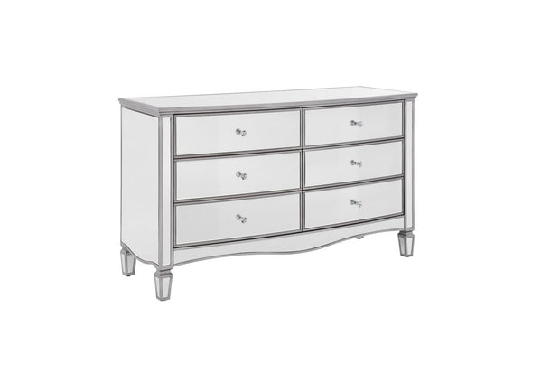 Elysee 6 Drawer Chest Of Drawers