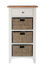Garner 1 Drawer 3 Basket Unit