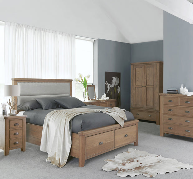 Hatton 2 Over 3 Chest Of Drawers