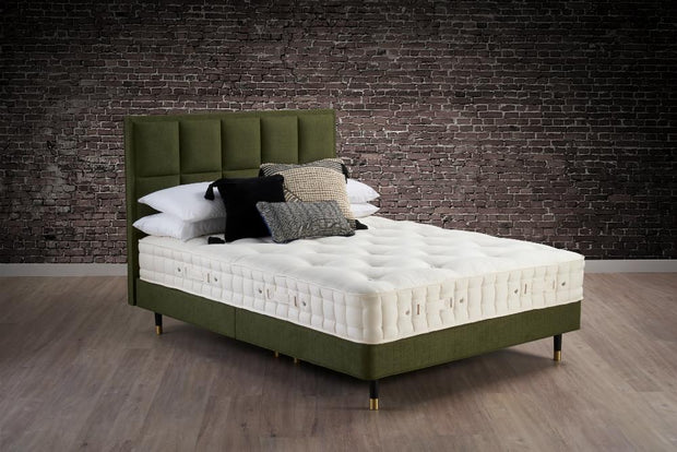 Hypnos Cotton Origins 8 Divan Bed