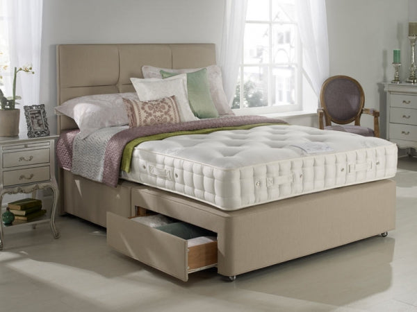 Hypnos Deep Sprung Edge Divan Bed Base