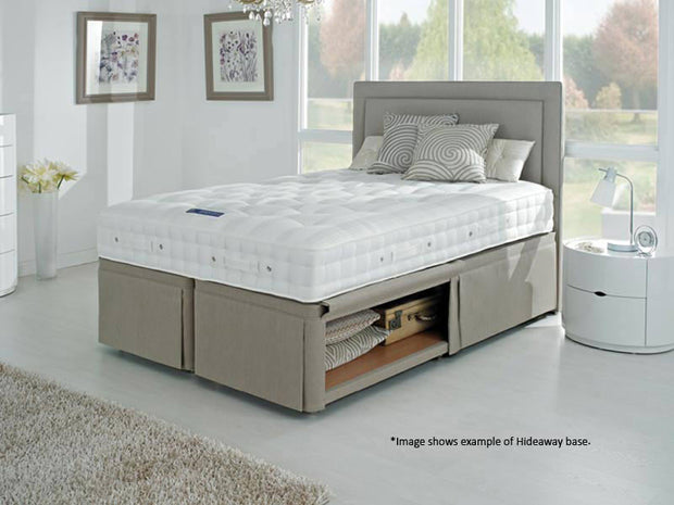 Hypnos Maple Natural Superb Divan Bed