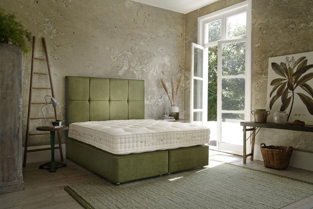 Hypnos Wool Origins 8 Divan Bed