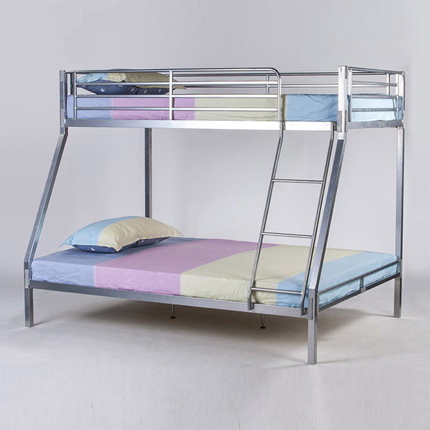 No Bolt Triple Sleeper Bunk Bed