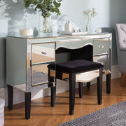 Palermo 4 Drawer Dressing Table